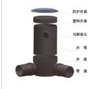 井筒与井座连接--依道丰塑料检查井施工篇2