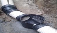 管道走向角度不规则---依道丰塑料检查井施工篇3