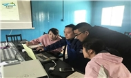 正林公司组织员工开展CAD培训捕鱼棋牌游戏下载图纸学习