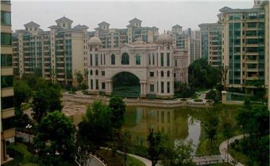 南京江宁恒大龙珺花园项目塑料检查井工程