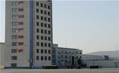 依道丰塑料井为南京消防士官学校保驾护航