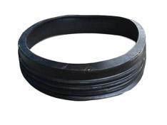 PE塑料成品井井筒胶圈